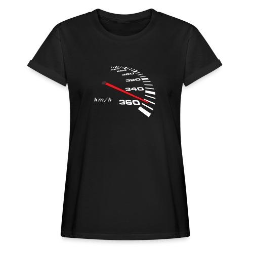 Turbo Tacho Extrem Tuning - Frauen Oversize T-Shirt