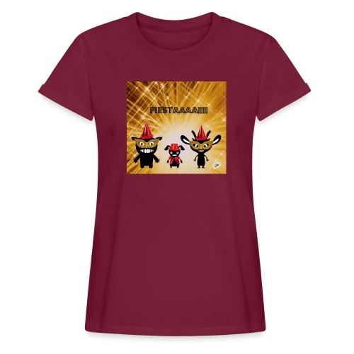 Fiestaaa - T-shirt oversize Femme