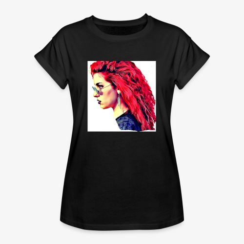 MINERVA - Camiseta holgada de mujer