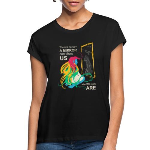 Mirrors - Women's Oversize T-Shirt