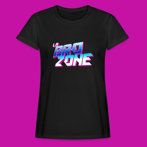 La BroZone ! - T-shirt oversize Femme