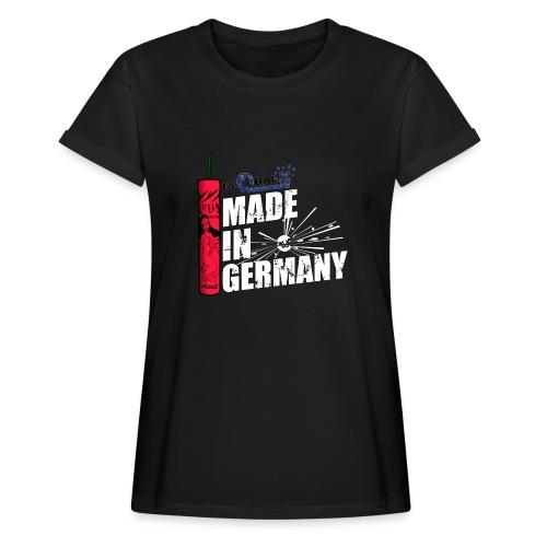 Global Fireworks Knaller - Frauen Oversize T-Shirt