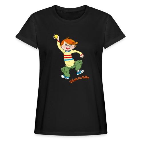 Villads fra Valby - Dame oversize T-shirt
