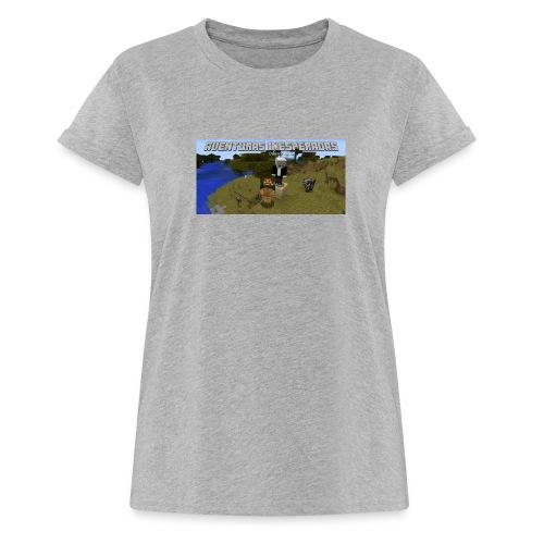minecraft - Women's Oversize T-Shirt