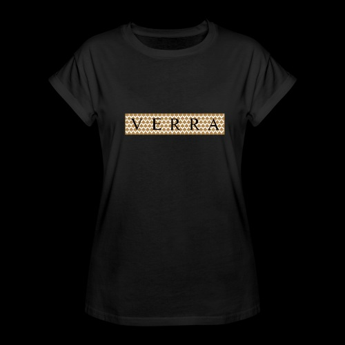 VERRA classique Reverse - T-shirt oversize Femme