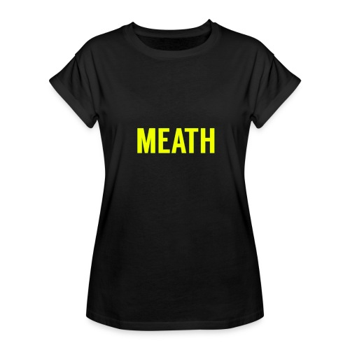 MEATH - Women's Oversize T-Shirt