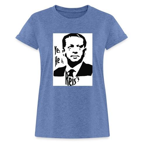 Erdogan - T-shirt oversize Femme
