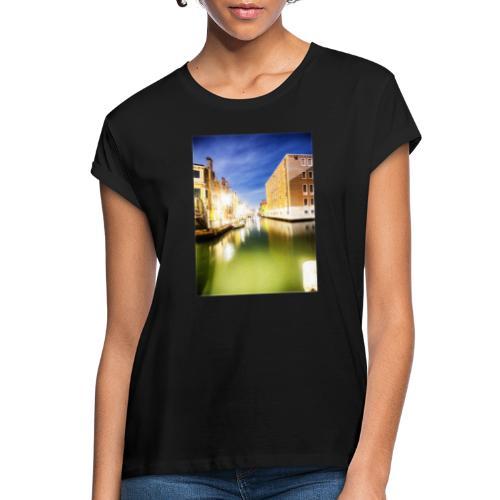 Venezia - Frauen Oversize T-Shirt