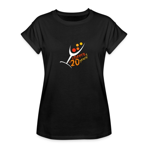 Logopit_1520850535380 - Frauen Oversize T-Shirt