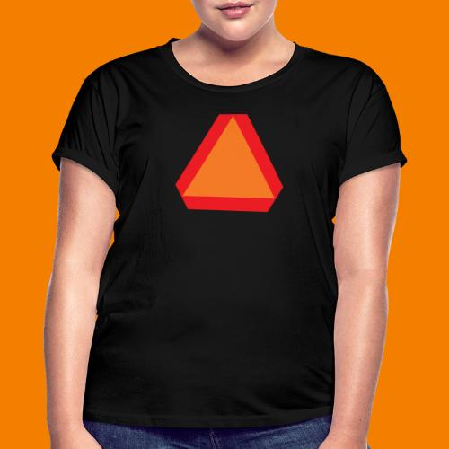 Långsamt gående - Oversize-T-shirt dam