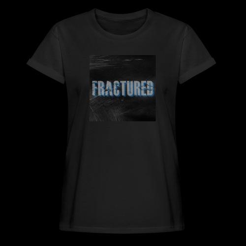 jgfhgfhgfgfdtrd - Frauen Oversize T-Shirt