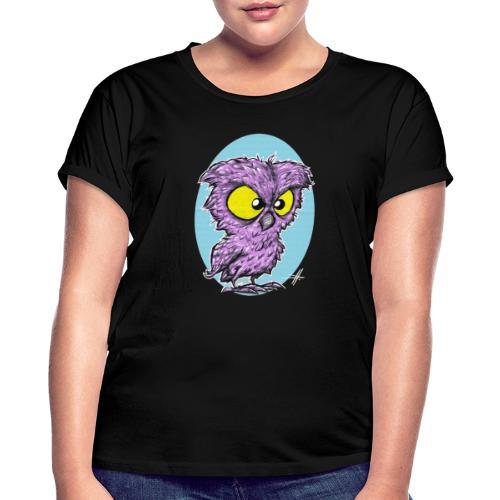 kautz druck2 - Frauen Oversize T-Shirt
