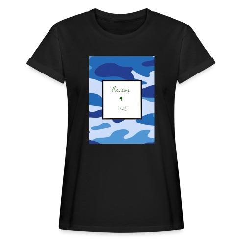 My channel - Women's Oversize T-Shirt