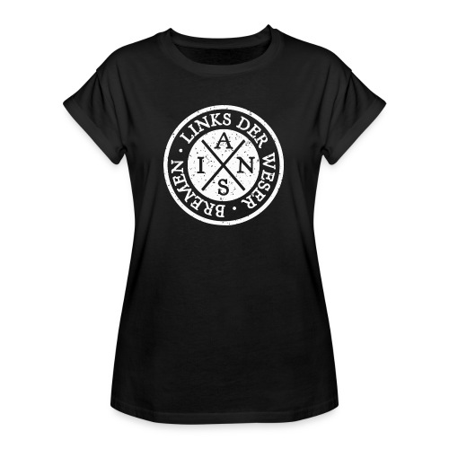 LDW AINS #1 - Frauen Oversize T-Shirt