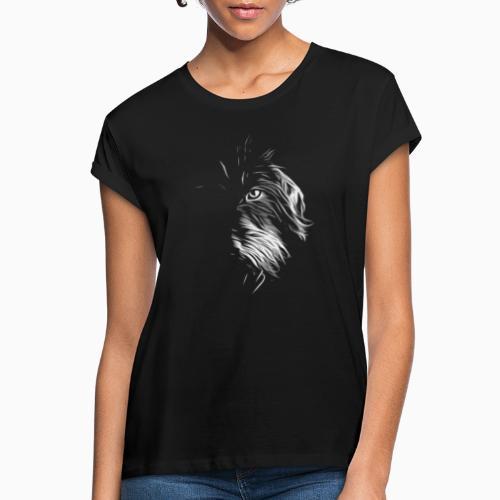 Wilder Dackel - Rauhaardackel - Hund - Frauen Oversize T-Shirt