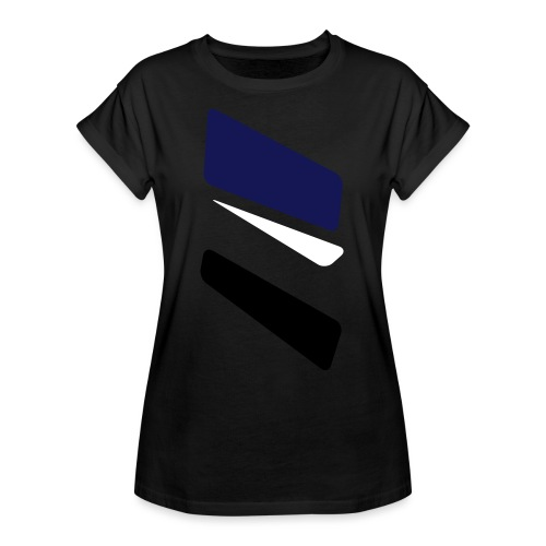 3 strikes triangle - Women's Oversize T-Shirt