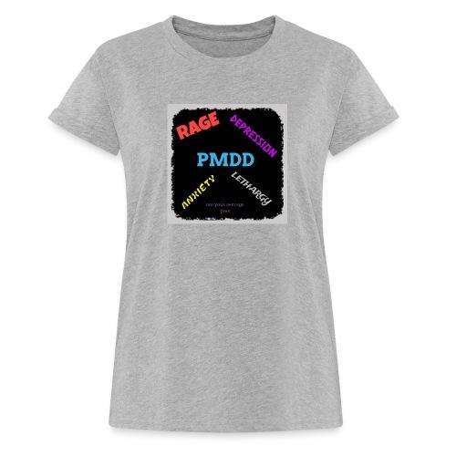 Pmdd symptoms - Women's Oversize T-Shirt