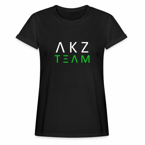 AKZProject Team - Edition limitée - T-shirt oversize Femme
