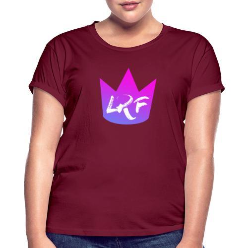 LRF - T-shirt oversize Femme