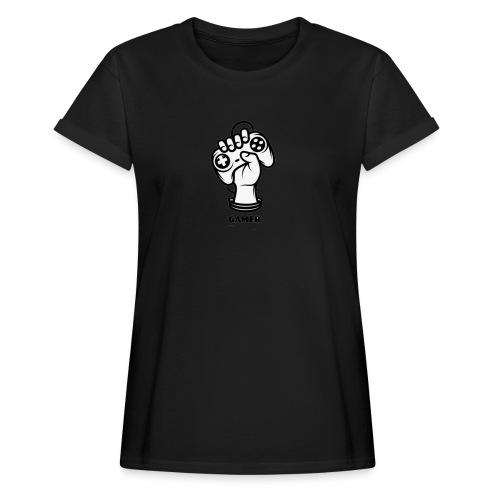 Gamer - Frauen Oversize T-Shirt