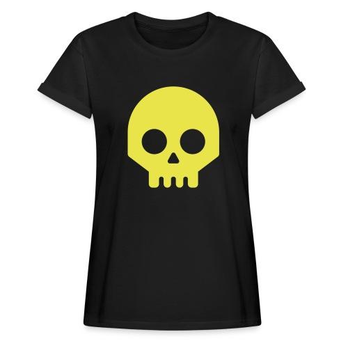 Vikisijästä tekijäksi - Naisten oversized-t-paita