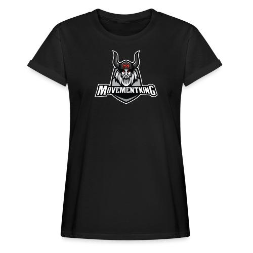 Wikinger Wappen - Frauen Oversize T-Shirt