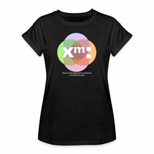 xm-institute - Frauen Oversize T-Shirt