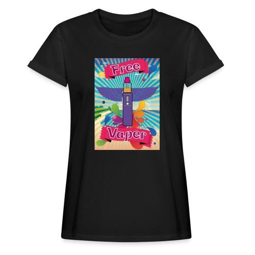 hawai png - T-shirt oversize Femme