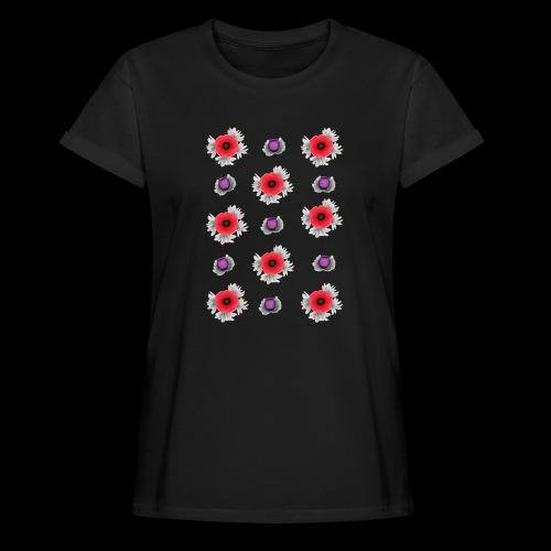 Kangaskassi - Naisten oversized-t-paita