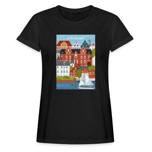 Glückstadt Dansk Design - Frauen Oversize T-Shirt