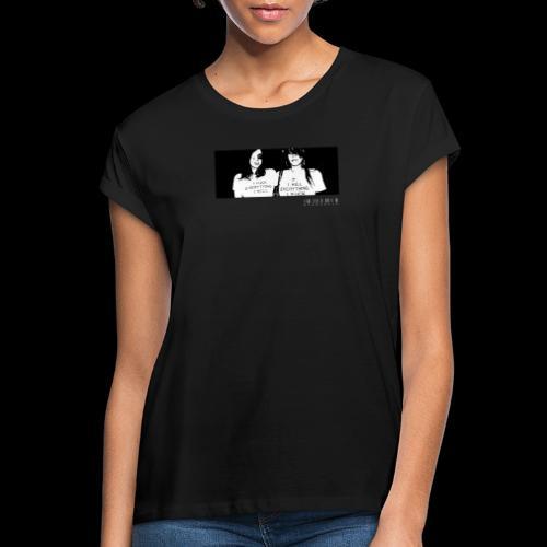 HYDRAULIX PARTY GIRLS - Women's Oversize T-Shirt