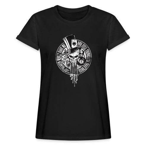 Kabes Heaven & Hell T-Shirt - Women's Oversize T-Shirt