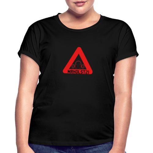 MRHOLST21 youtube - Dame oversize T-shirt