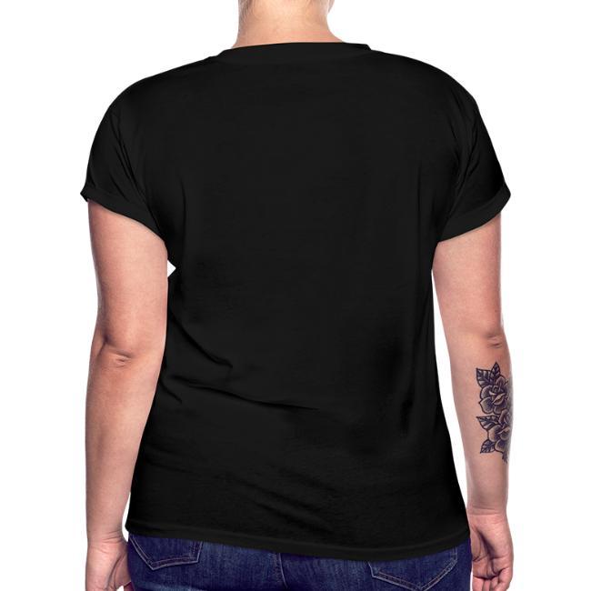 Vorschau: Hots di oda kriagts di - Frauen Oversize T-Shirt