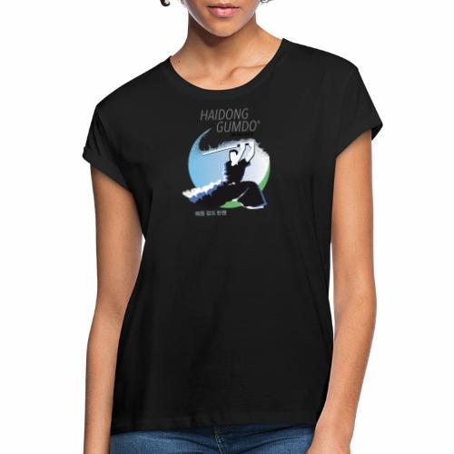 HDGM_Team_b - Frauen Oversize T-Shirt