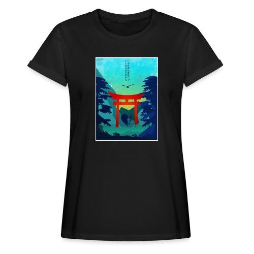 Tired - Frauen Oversize T-Shirt