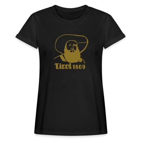 Andreas Hofer Silber1 - Frauen Oversize T-Shirt