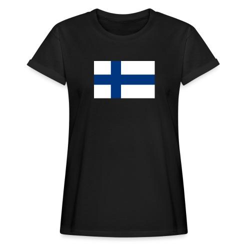 Infidel - vääräuskoinen - Naisten oversized-t-paita