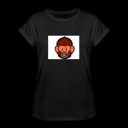 pogo clan Buttons & badges - Dame oversize T-shirt