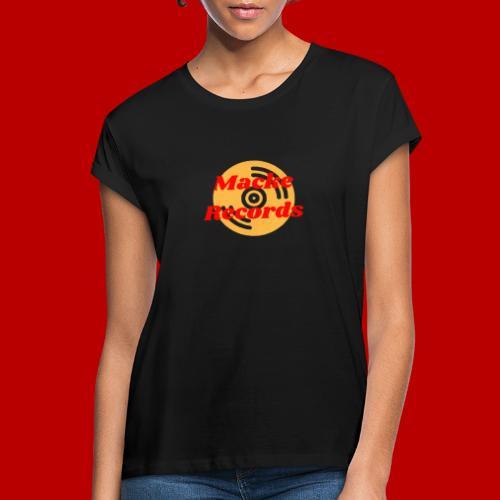 mackerecords merch - Oversize-T-shirt dam