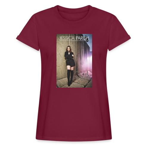 Jessica Parish Signature - Frauen Oversize T-Shirt