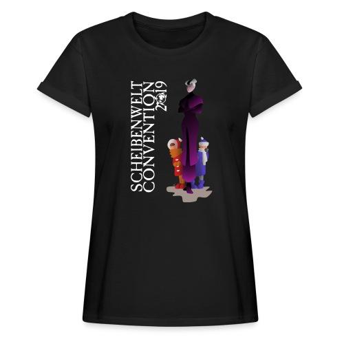 Scheibenwelt Convention 2019 - Susanne Sto Helit - Frauen Oversize T-Shirt