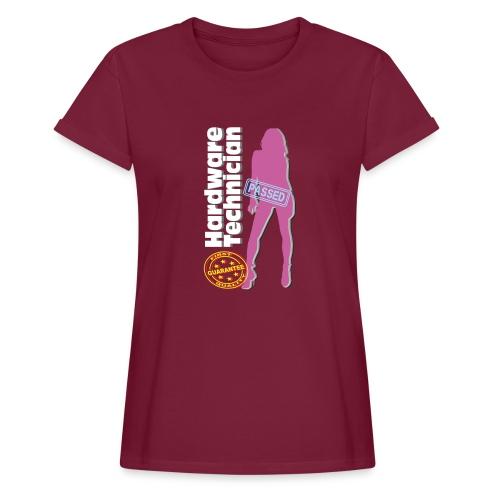 Hardware Technician - Maglietta ampia da donna