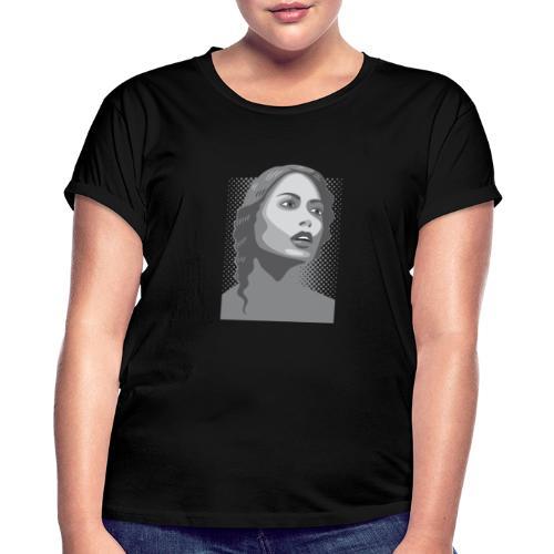 Beauty (v2) - Vrouwen oversize T-shirt
