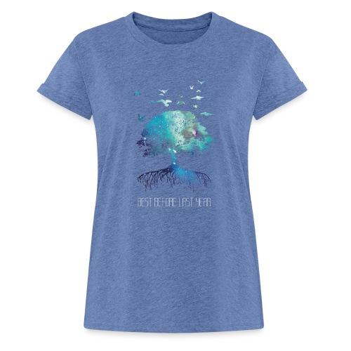 Men's shirt next Nature - Women's Oversize T-Shirt