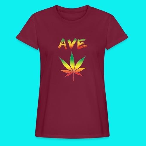 AveMarija - Maglietta ampia da donna
