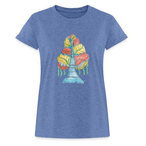 albero_alma_2015 - Maglietta ampia da donna