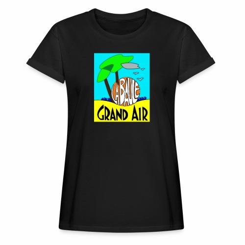 Grand-Air - T-shirt oversize Femme