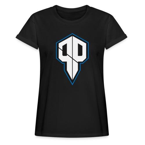 Pureness.one ESPORT LOGO - Frauen Oversize T-Shirt