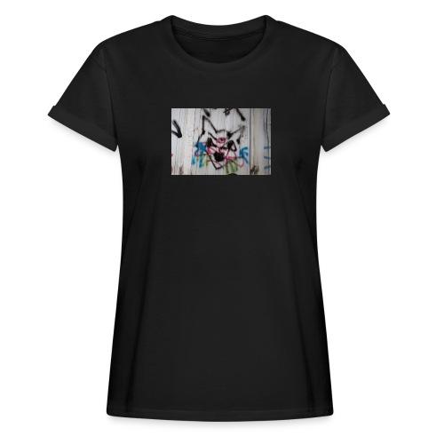 26178051 10215296812237264 806116543 o - T-shirt oversize Femme